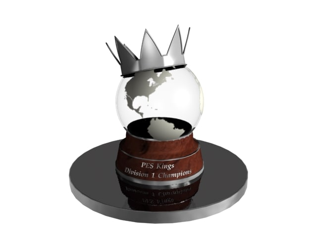 max trophies globe