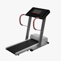 3d gym equipment training weight set model