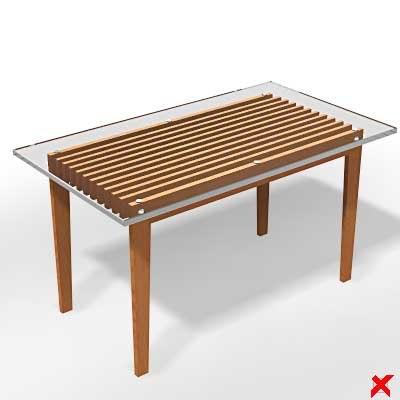 table desk 3d max