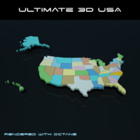 Ultimate 3D USA