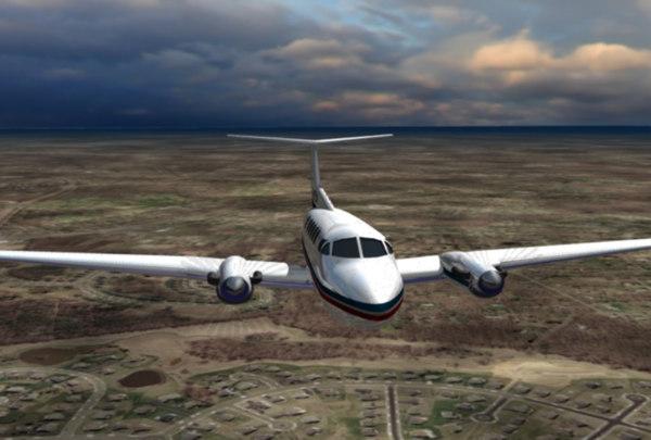 3ds max washington d c airspace
