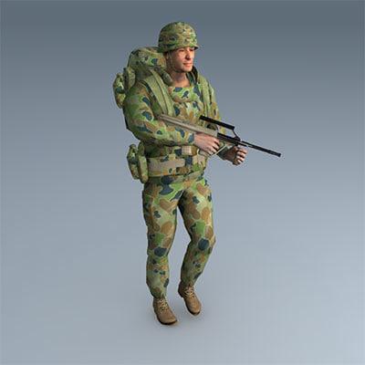australian soldier ma