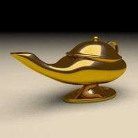 maya magic lamp
