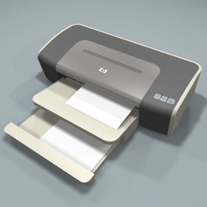 3d printer computer office