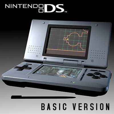 console standard 3ds