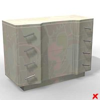 Chest of drawers041_max.ZIP
