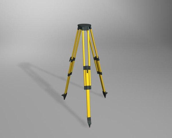 3d tripod stand