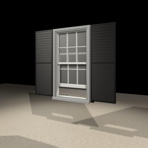 3d 2446 window