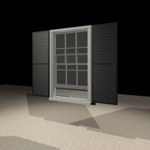 3d 2846 window model