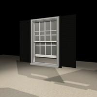 3046 window 3d max
