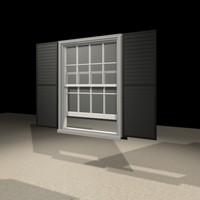 maya 3446 window