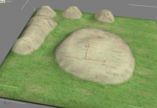 landscape terrain max free