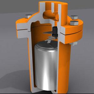 valve bucket steam traps max