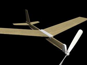 balsa glider max free