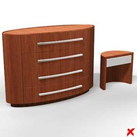 Chest of drawers044_max.ZIP