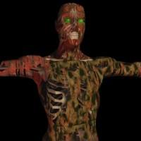 undead zombie max