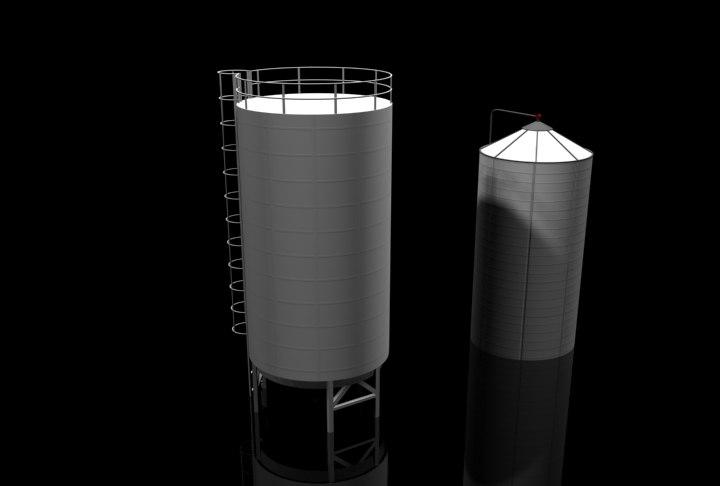 3ds max silos