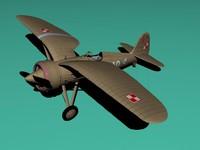 p11 p11c 3d model