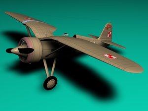 3d model of p11 p11c