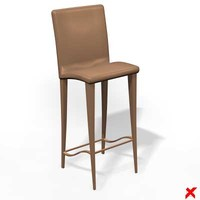 Stool bar048_max.ZIP