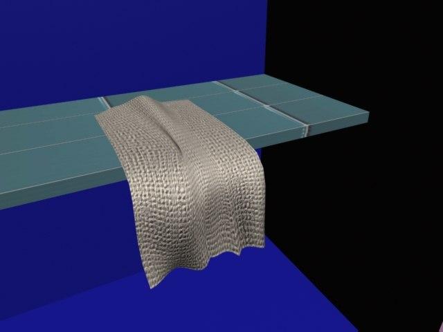cloth table max