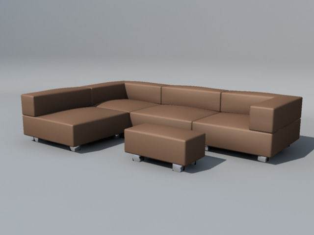 arketipo box 3d model