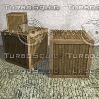 Wood Box k008