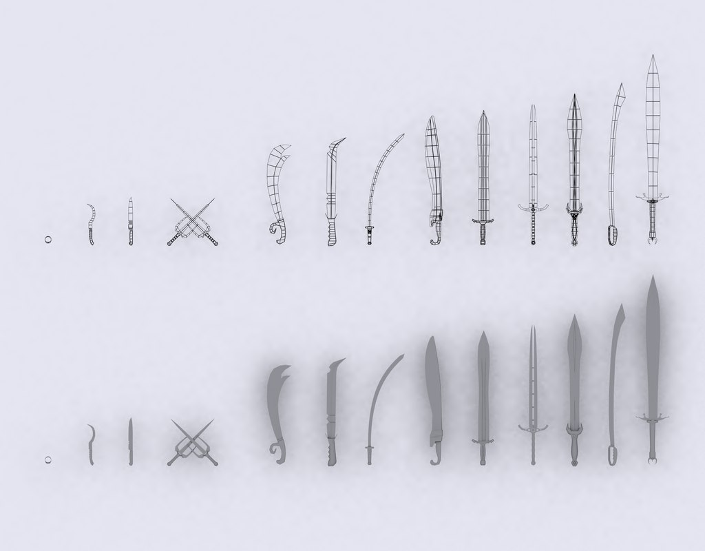 swords max free