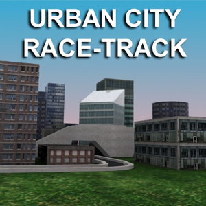 maya city race track urbanized