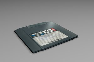 3d maxell disk