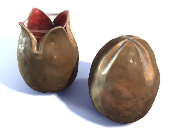 alien eggs 3d max