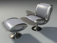 3ds max chair moroso gluon