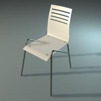 3d max chair mod press