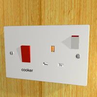 electrical switches 3d 3ds