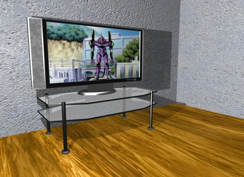 plasma tv 3d 3ds