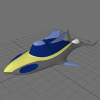 lightwave submarine stingray