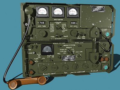 3dsmax army radio