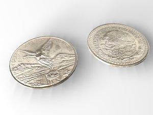 silver libertad c