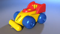 Toddler Toy Racer (Dantoy)