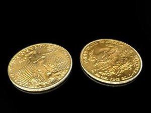 gold american eagle c