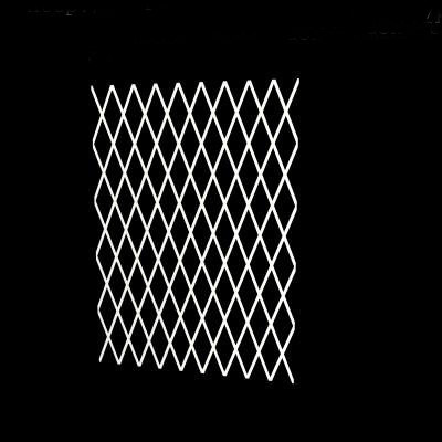 diamond link fence lattice 3d 3ds
