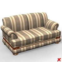 Sofa loveseat058_max.ZIP