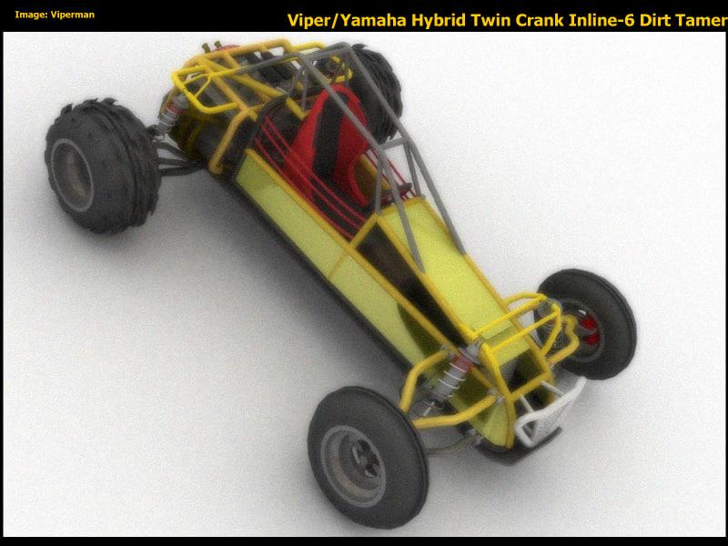 3d hybrid v6