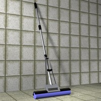 3d clean brush