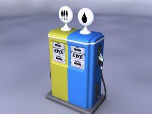 free max mode gas pump