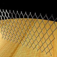 3ds max pressed steel lattice fencing