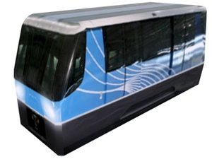 3d model innovia people-mover