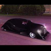 free gothic bomber 3d model