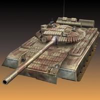 T80 Iraqi Tank