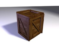 dxf res wooden box